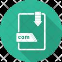 Com File Icon