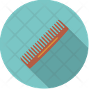 Comb Hair Styling Icon