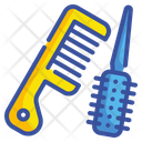 Comb Beauty Hairdressing Icon