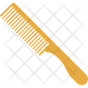 Comb Flat Comb Hair Comb Icon