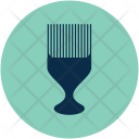 Comb Scalp Massage Icon