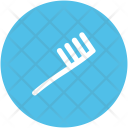 Comb Hair Tail Icon