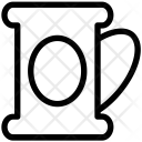 Comb Holder Scissor Icon