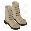 Combat Boots Icon
