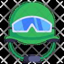 Combat Helmet Icon