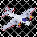 Combat Jet Icon
