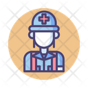Combat Medic Army Medical Officer Military Doctor Icon