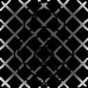 Lock Padlock Combination Icon
