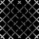 Combination Lock Padlock Icon