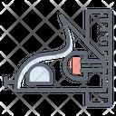 Combination Square Ruler Scale Icon