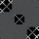 Group Union Mix Icon