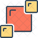 Combine Consolidate Together Icon