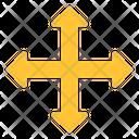 Combo Arrows Icon