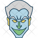 Comedian Jokester Joker Face Icon