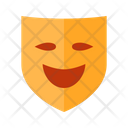 Comedy Face Mask Icon