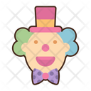 Comedy Clown Funny Icon