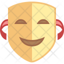 Comedy mask Icon