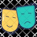Comedy Mask Icon