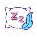 Comfortable Fresh Pillow Icon
