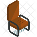 Comfortable Desk Chair Icon
