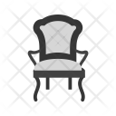 Comfortable chair Icon