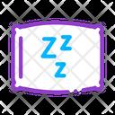 Comfortable Pillow Icon