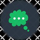 Chat Bubble Comic Message Bubble Speech Bubble Icon