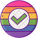 Mcoming Out Coming Out Psychological Process Icon