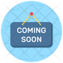 Coming Soon Launching Soon Upcoming Icon