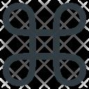Command key Icon
