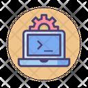 Command Line Commant Chart Icon