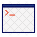 Command Line Terminal Icon