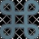 Command Symbol Icon