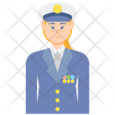 Commandant Female Icon