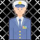 Commandant Male Icon
