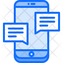 Comment Photo Text Icon