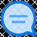 Comment Message Conversation Icon