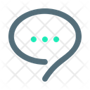 Comment Message Chatting Icon