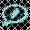 Review Response Feedback Icon