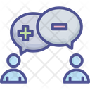 Comment Discuss Feedback Icon