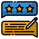 Comment Feedback Star Icon