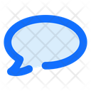 Comment Bubble Chat Icon