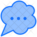 Comment Chat Rating Icon