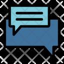 Comment Chat Bubble Icon