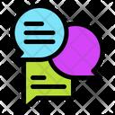 Comment Dialogue Communication Icon