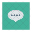 Comment Message Bubble Icon