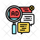 Comment Advertising Icon