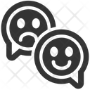 Review Feedback Emoji Icon
