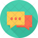 Comments Seo Business Icon