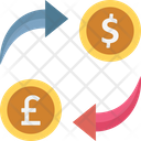 Commerce Currency Exchange Dollar Exchange Icon